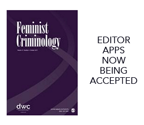 Applications Being Accepted for Editor of Feminist Criminology